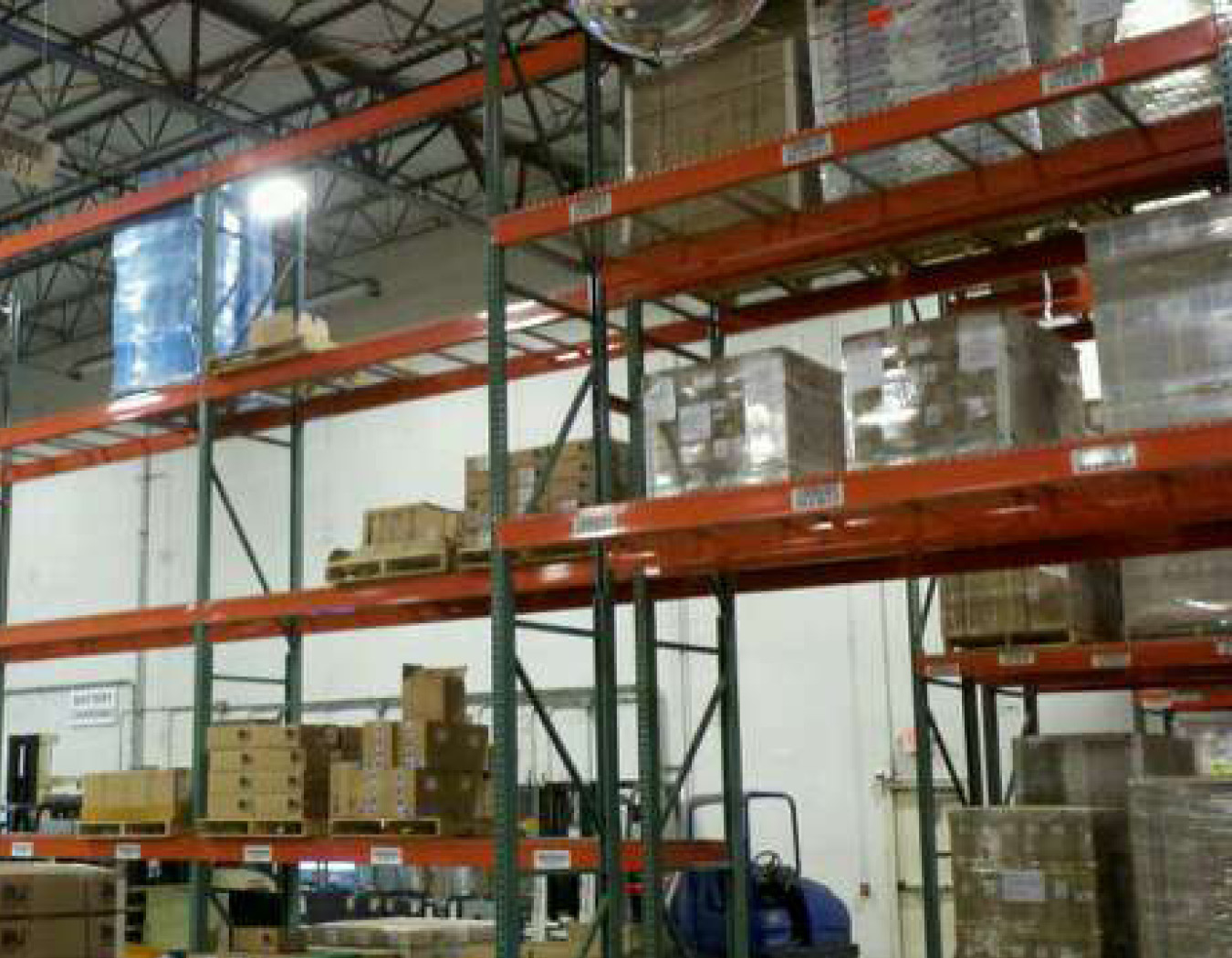 USE FOR WAREHOUSING